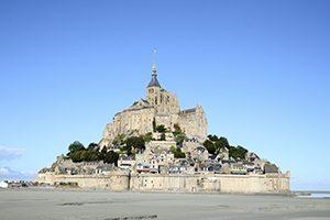 Mt-St-Michel © JB Quentin